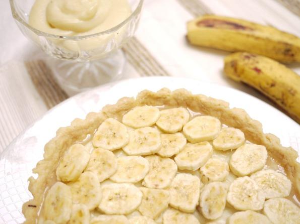 Tartine's Banana Cream Piewith Caramel And Chocolate Recipes ...