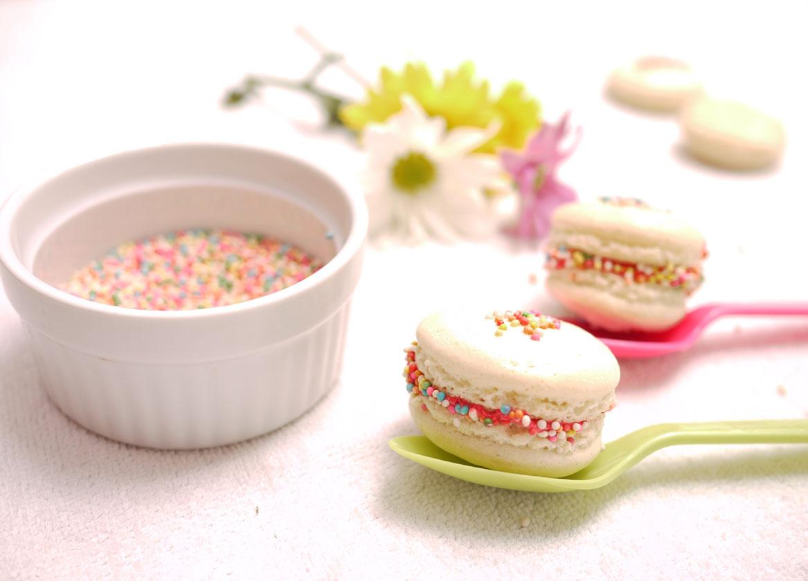 ... , Week #7 MaChristmases – Macarons go Christmas-ey!   Crustabakes