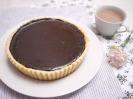 Chocolate Crunched Caramel Tart