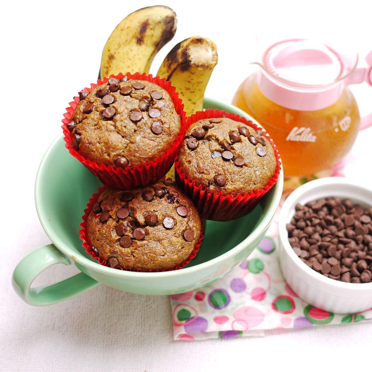 chocolate espresso muffins1