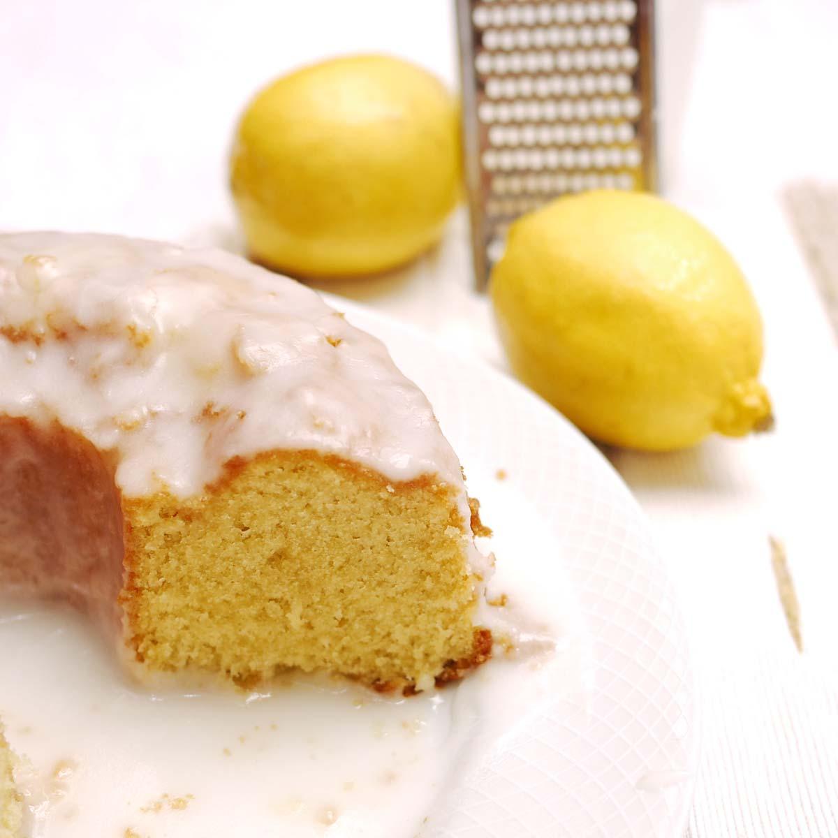 Cake Mix Bunt Cake Recipe