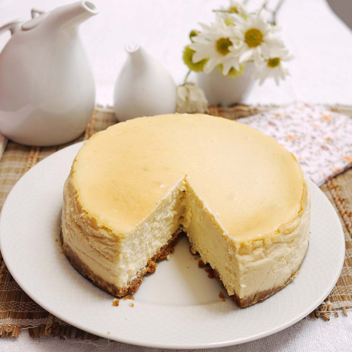 America S Test Kitchen Italian Cheesecake