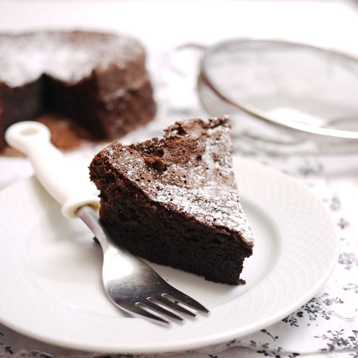 Fallen Chocolate Cake Recipes — Dishmaps