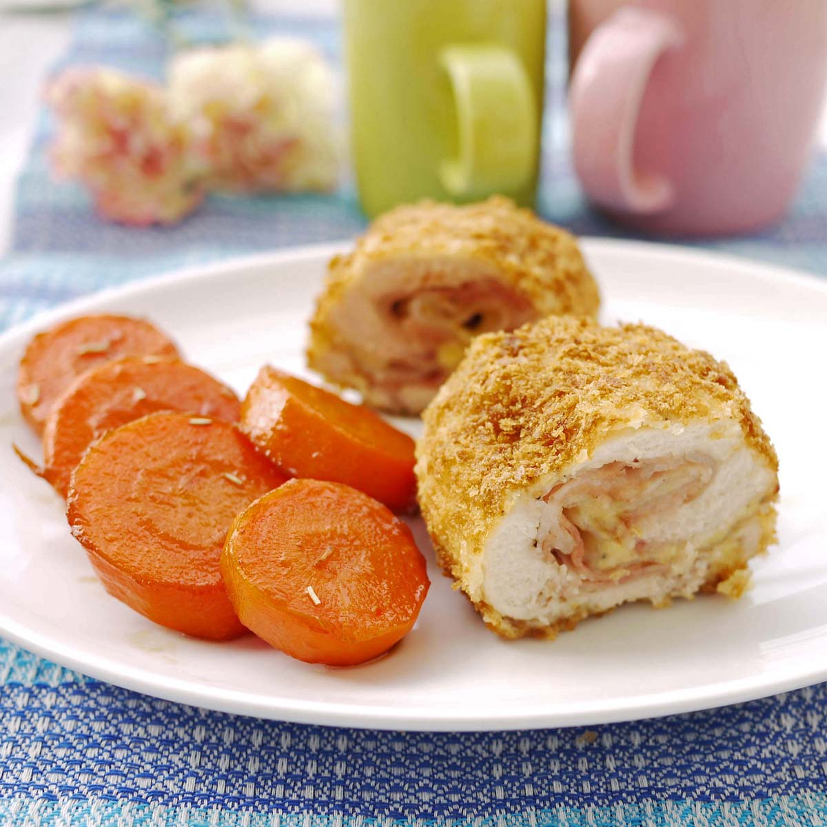 Different Chicken Cordon Bleu Recipe — Dishmaps