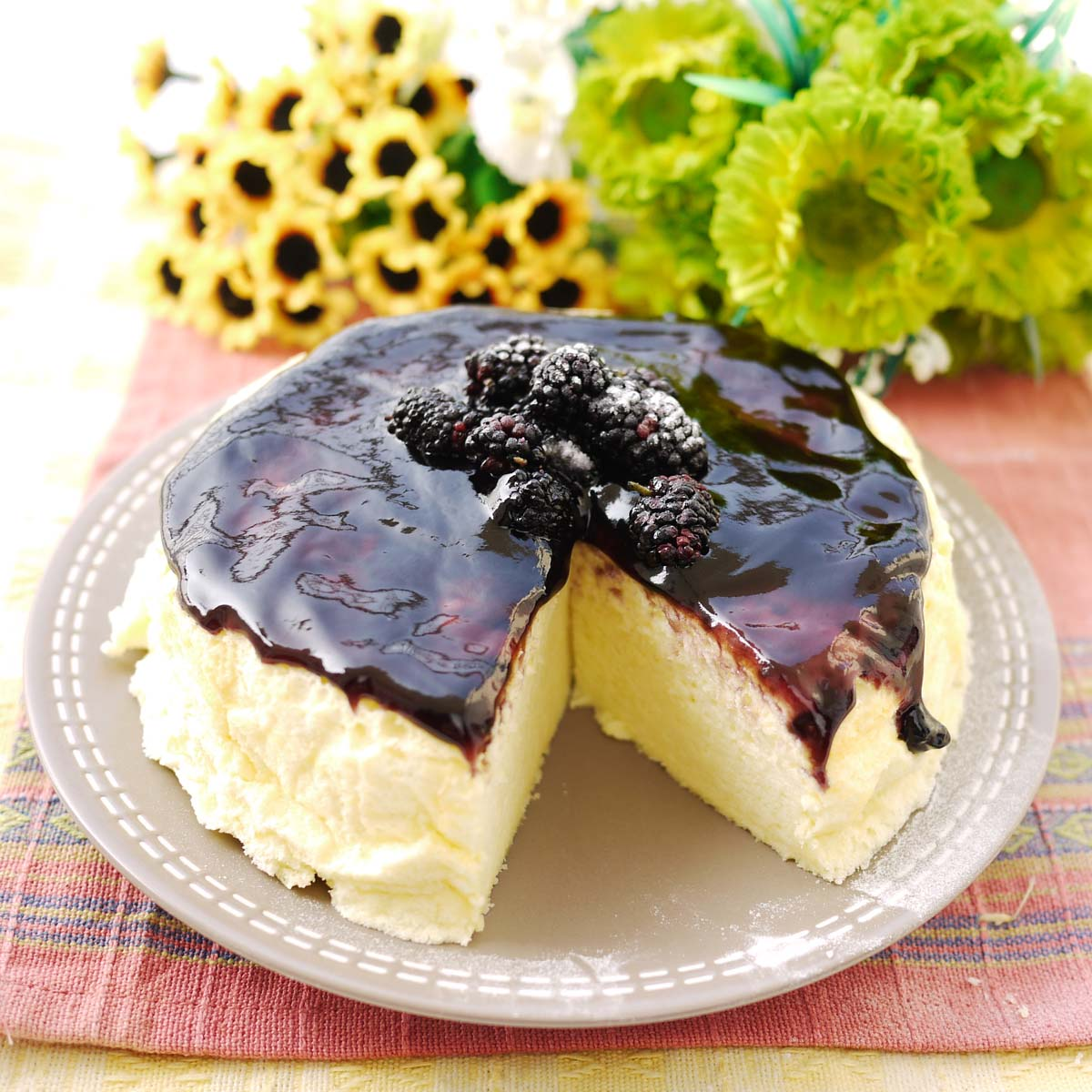 Resep Japanese Cheese Cake