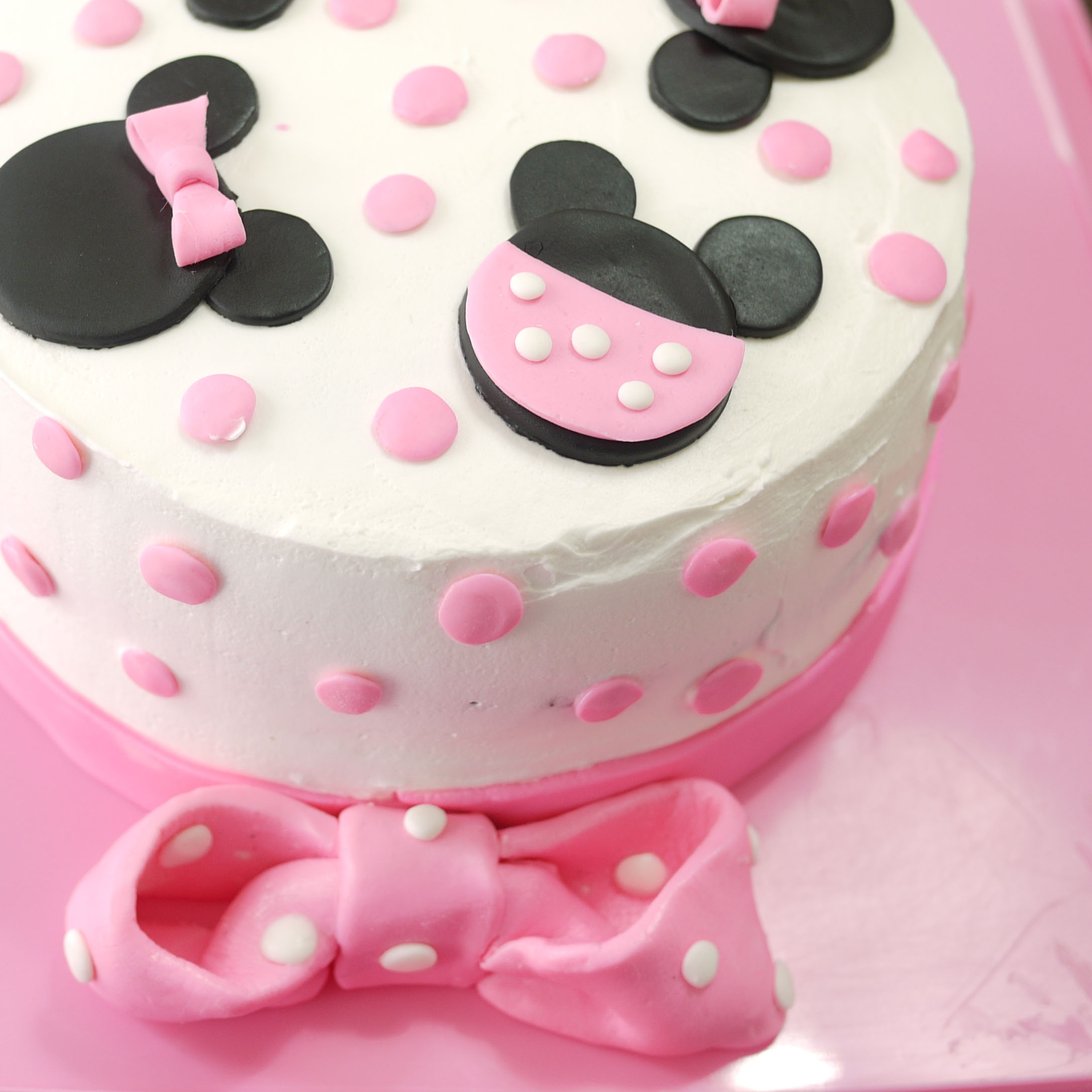 Minnie Mouse Images For Cake : Dessert Crustabakes Page 3