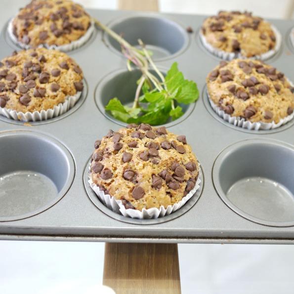 sourdough muffins 2