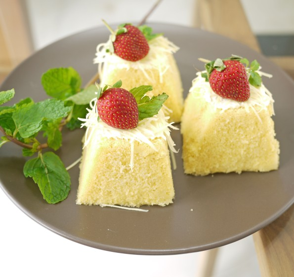 steamed cheesecake 1