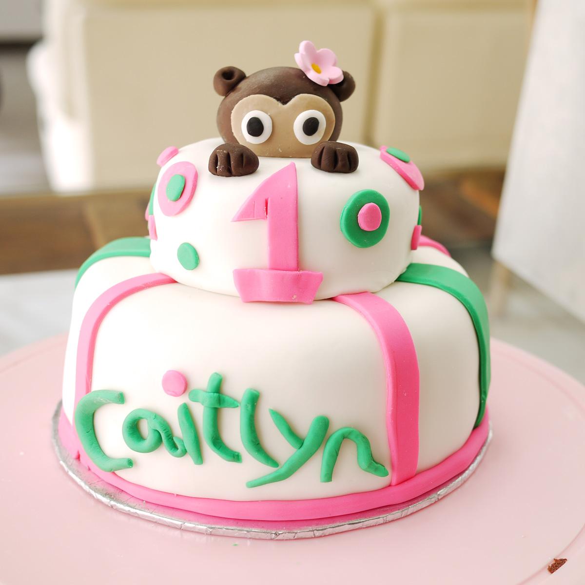 Happy Birthday Baby Caitlyn Crustabakes