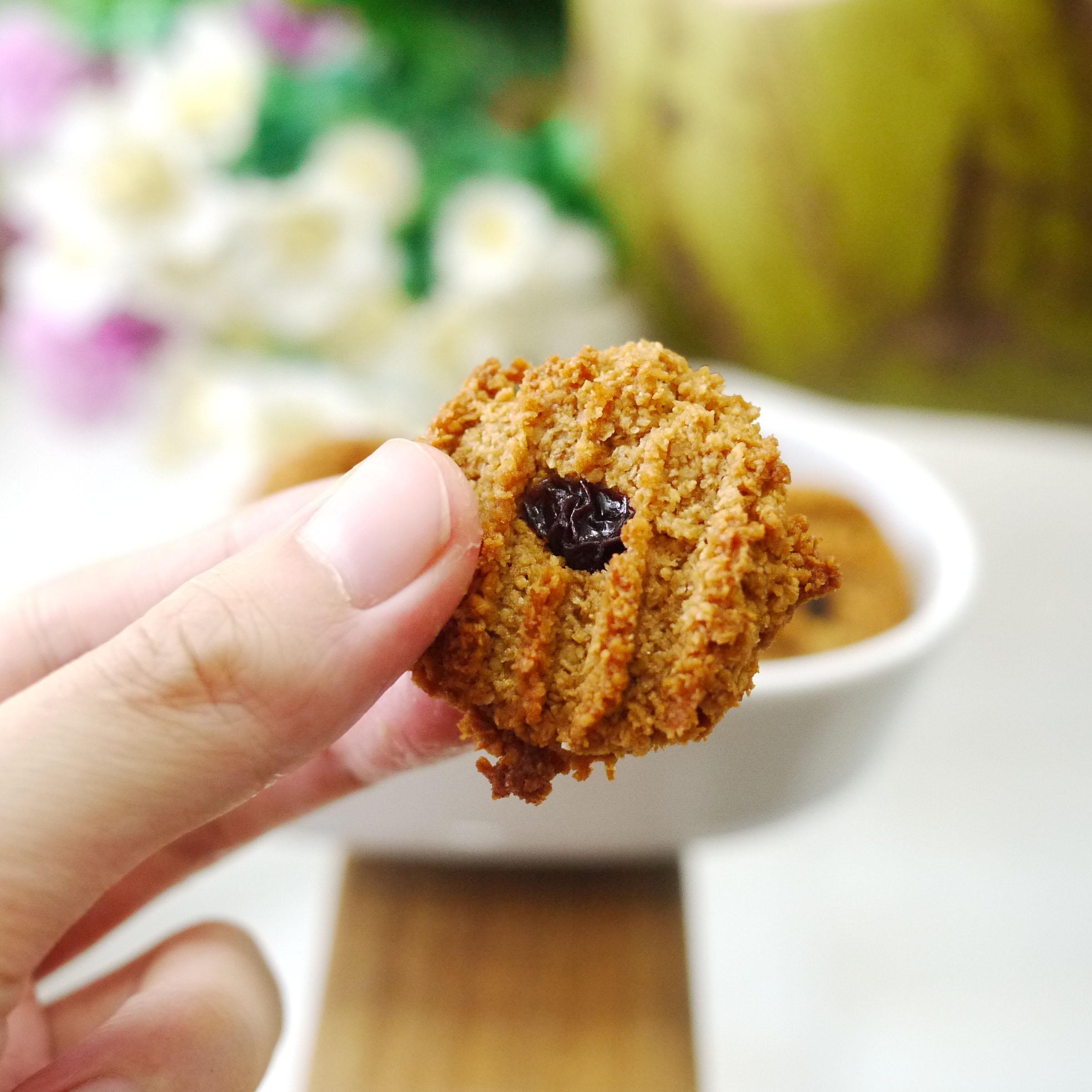 Coconut Flour Cookies | Crustabakes